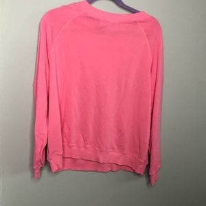 Wildfox Tops - NWT WIldfox Thinking About The Gym sweater S / A11